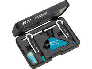 Hazet Brake Disc Measuring Tool Set 3 Piece Set 55 9983 010