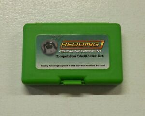 Redding Competition Shell Holder Storage Box (11699)
