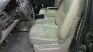 Driver Front Seat Bucket bench Electric Leather Fits 09 Avalanche 1500 2004930