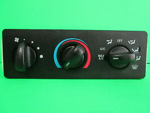 03 11 Ford Ranger Manual Climate Ac Heater Temperature Control Oem