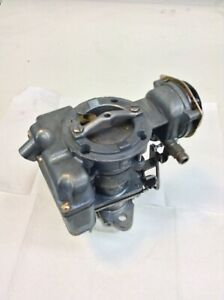 Carter Yf Carburetor 4785s 1970 Ford Truck 240 Engine