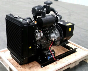 15 Kw Diesel Generator Yanmar Tier 4 Final Phase 3600 Rpm