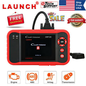 Launch Creader Crp129 Cr319 Obd2 Diagnostic Scanner Obd Code Reader Scan Tool Us