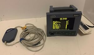 Aspect Medical Bis Bispectral Index Anesthesia Monitor A 2000 W Bis Dsc xp Cable