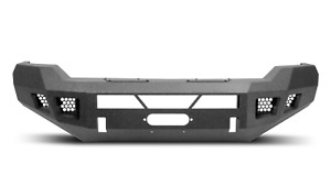 Body Armor Eco Series Front Bumper Winch For 17 19 Ford F 250 350 Superduty