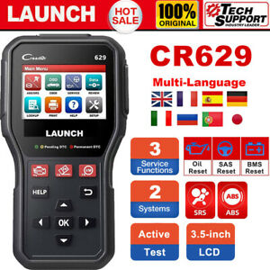 Autel Diaglink Obd2 Diagnostic Scan Tool Auto Scanner Code Reader Oil Engine Epb