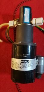 Tuthill Pd1016cwy Pump With Fasco 7162 3335 Motor Tested Working