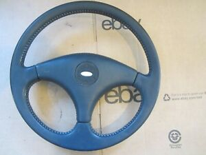 Mustang Gt Svo 1984 1985 1986 Steering Wheel 3 Spoke Black Capri Original