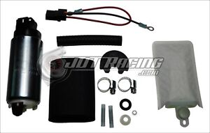 Walbro Ti 350lph Hp Fuel Pump Kit For 88 92 Ford Probe Mazda Mx6 Mx 6 Turbo