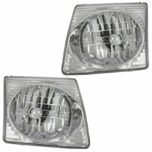 Fit For 2001 2002 2003 2004 2005 Ford Explorer Sport Trac Headlight Right