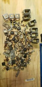 Scrap Silver Electrical Contacts