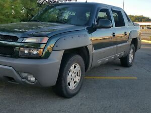 2002 2006 Chevy Avalanche Fender Flares