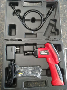 High Resolution Digital Inspection Camera With Recorder Scope Engine Parts Sd