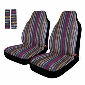 Infanzia Baja Front Seat Covers Saddle Blanket Auto Seat Cover With Seat Belt Co