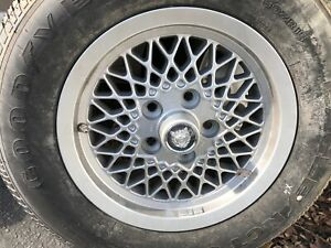 Jaguar Xjs Any Year New Road Wheel With Tire