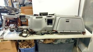 Oem 2002 Ford F350 Super Duty Dash Assembly 1240
