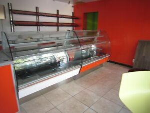 Italian Refrigerated Display Case 60 Wide