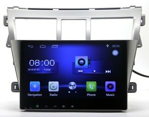 Wifi 3g Android 8 0 Car Stereo Radio Gps Navigation For Toyota Yaris Sedan Belta