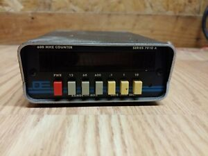 Optoelectronics Frequency Counter Model 7010 A