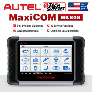 Autel Full system Diagnostic Scanner Obd2 Code Reader Auto Can Obdii Scan Tool