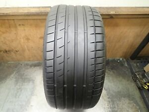 1 265 35 19 94y Continental Extreme Contact Dw Tire 7 32 No Repairs 4013