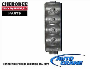 Auto Crane 480093000 Pendant Assembly 4 Function