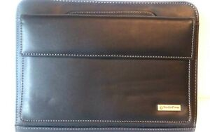 Franklin Covey Rb Binder Planner Monarch Sierra With Retractable Handles Black