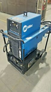 Miller Dynasty 700 Tig Welder Tested And Fully Functional