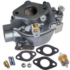 Carburetor For Ih Farmall Tractor A Av B Bn C Super 352376r92 352047r91