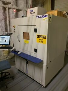Yestech Ytx 3000 X ray Inspection System