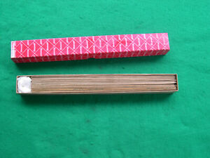 Starrett s667a Complete 32 Piece Feeler Stock Set