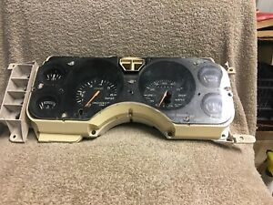 Used D9zf 10894 A Ford Mustang 1979 1983 Speedometer Instrument Cluster Gauges
