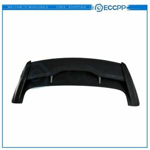 For 2012 2013 2014 2015 2018 Ford Focus Hatchback Rs Visiblility Spoiler Wing