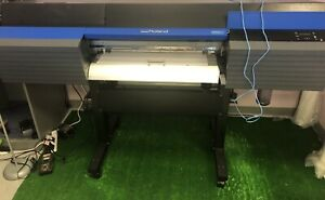 Vinyl Printer Cutter Roland printing Business For Sale