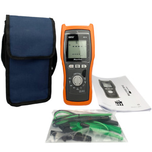 Ht M74 Installation Tester Trms Multimeter Functions Accessories Ex demo