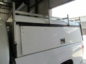 2004 2012 Chevy Colorado Gmc Canyon Are Topper Toolbox Ladder Rack