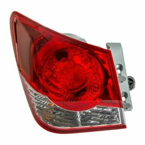 Fit For Chevy Cruze 2011 2012 2013 2014 2015 Rear Tail Lamp Left Driver