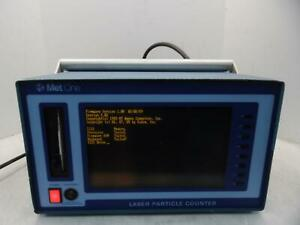 Met One A2320 2 115 Laser Particle Counter