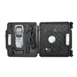 St 303 Carbon Dioxide Co2 Detector Analyzer With Humidity Temperature Data Logg