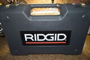 Ridgid Rp 241 12v Compact Propress W 3 Jaws 1 2 3 4 1 free Shipping