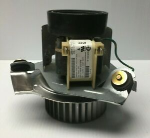 Jakel J238 112 11202 Draft Inducer Blower Motor Hc21ze122a Used m145 m187