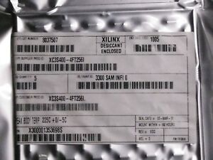 Xc3s400 4ft256i Spartan 3 Fpga From Xilinx 5 Pcs Lot Fast Shipping From Usa