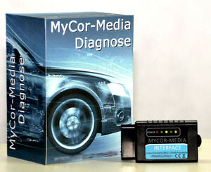 Bluetooth Interface For Renault Can Bus Obd2 Diagnosis Apps And Softwar