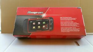Snap On As New Eems328 Modis Ultra Touch Scanner Scope 2019 Ver Euro Asian Dom