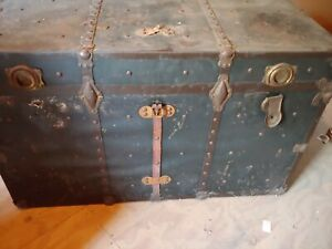 Antique Chest Trunk
