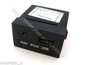 Aux Ipod Usb Jack Assy For 2012 2013 2014 Kia Picanto Morning