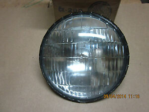 Gm Driving Lamp Sealed Unit Circa 40 S 50 S Nos