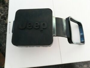 Jeep 2 Receiver Hitch Cover Rubber New Brand New