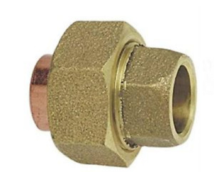 Nibco 733 lf 2 Union Low Lead Cast Bronze 291 Psi