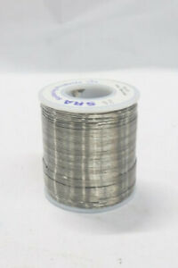 Sra Soldering Products Lead Free Rosin 96 4 Flux Core Silver Solder